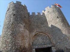 Ohrid-fortress